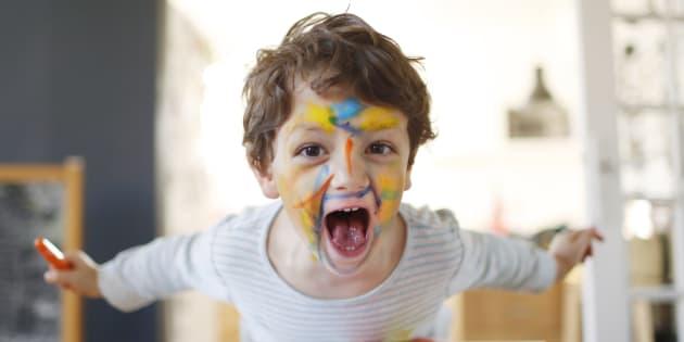 Votre enfant est-il concerné par l'hyperactivité ou par un déficit de l'attention? Voici la différence.