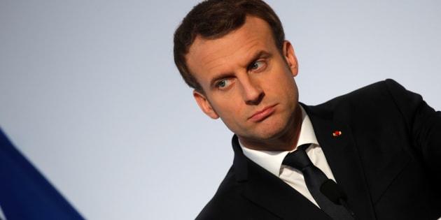 Emmanuel Macron Assume Son Week End De Noel Et Pas D Anniversaire