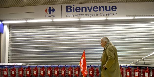 Le Carrefour près de chez vous risque-t-il de fermer ses portes?