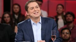 Scheer Smoked Pot When He Was 'Young,' In Case You Were
