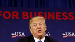 Trump quiere más aranceles vs China; considera