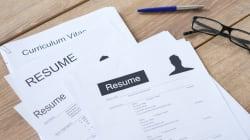 Esta joven le pidió a su padre que le hiciera el CV y el resultado fue