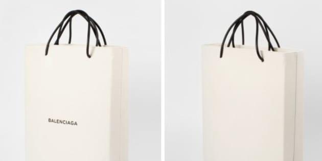 Le nouveau sac Balenciaga.