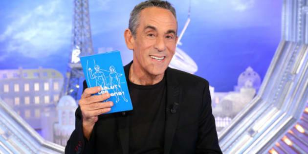 Thierry Ardisson a ses méthodes pour convaincre de rejoindre ses émissions.
