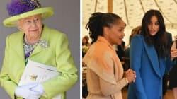 La regina Elisabetta invita a corte per il Natale la madre di