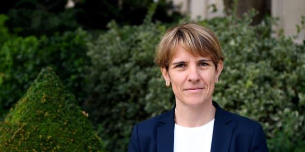 Samantha Cazebonne à Paris le 23 juin 2017.