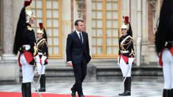 Macron convoque le Congrès à Versailles lundi, l'opposition est vent