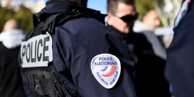 Les conjoint(e)s de policiers aussi dans la rue — Manifestation