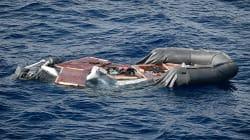 Une soixantaine de migrants sont morts noyés dans la Méditerranée ce