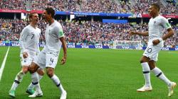 Revivez le match France - Uruguay avec le meilleur (et le pire) du