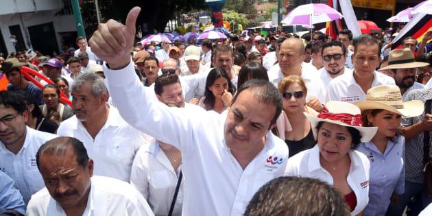 TEPJF ratifica candidatura de Cuauhtémoc Blanco a la gubertanura de Morelos
