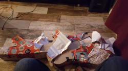 Pour son cadeau de Noël, son frère a fait preuve de beaucoup