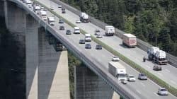 Pendant que la France passe de 90 à 80km/h, l'Autriche teste l'accélération de 130 à