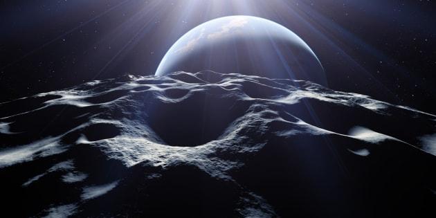 Apophis es un asteroide que podría colisionar con la Tierra en 2036.