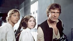 Carrie Fisher Confesses To 'Intense' Affair With 'Star Wars' Co-Star Harrison