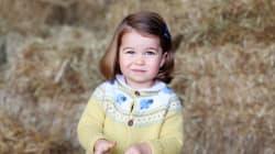 La principessa Charlotte parla già 2 lingue (e ha solo 2