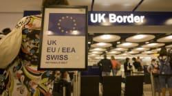 Londres empieza a registrar a inmigrantes