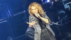 Céline Dion forcée d'annuler ses