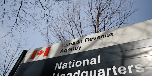 Canada Revenue Agency national headquarters in Ottawa, Ontario.