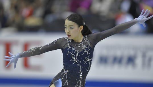 フィギュアスケートNHK杯で優勝の紀平梨花選手は、N高の生徒だった