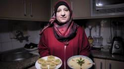 Del laboratorio a la cocina: la nueva vida de una refugiada siria en