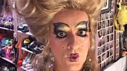 La drag queen Mado Lamotte ouvre un