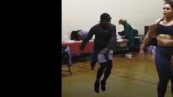 Cette danseuse n'a pas peur de dévoiler ses imperfections quand elle