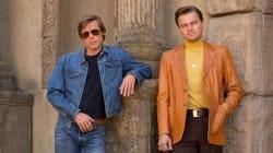La première image de Leonardo DiCaprio et Brad Pitt dans le prochain film de