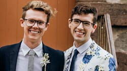 Mis dos hijos me dijeron que eran gays y eso casi me destruye. Pero hubo algo que me