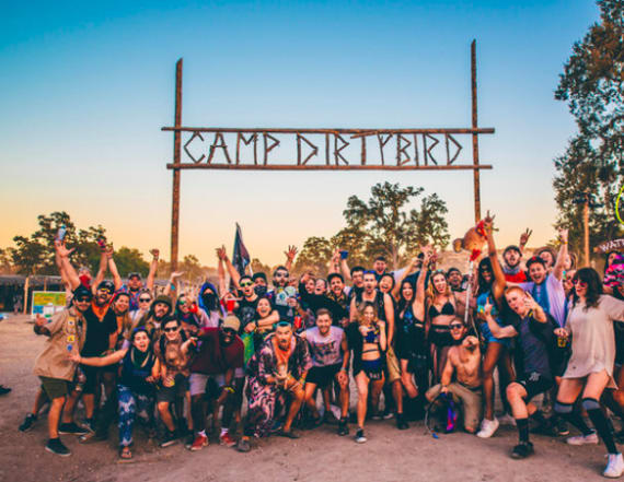Camp-themed music festival unveils stacked lineup