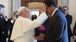 Il Papa a Maduro: