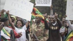 Zimbabwe's President Mugabe Fired As Ruling Party