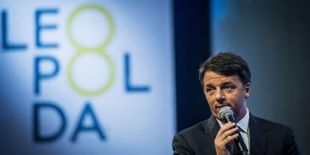 Leopolda: Renzi prova a rilanciare tra millennial e fake news, ma tra la gente prevale il reducismo