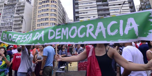O governo brasileiro é o que tem a menor aprovação da América Latina, 6%.