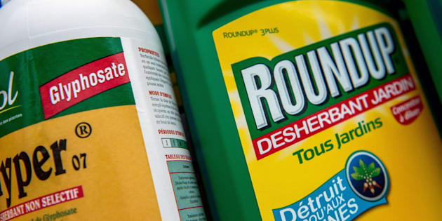 AFP  Getty Images                       La France interdira le glyphosate d'ici 2022