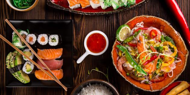 タイ料理のイメージ写真