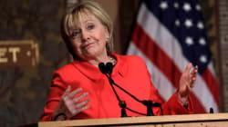 Hillary Clinton se una a la burla de Trump en Twitter con