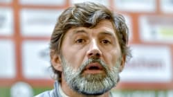 Interrogé sur Nicolas Douchez, l'entraîneur de Lens s'énerve: