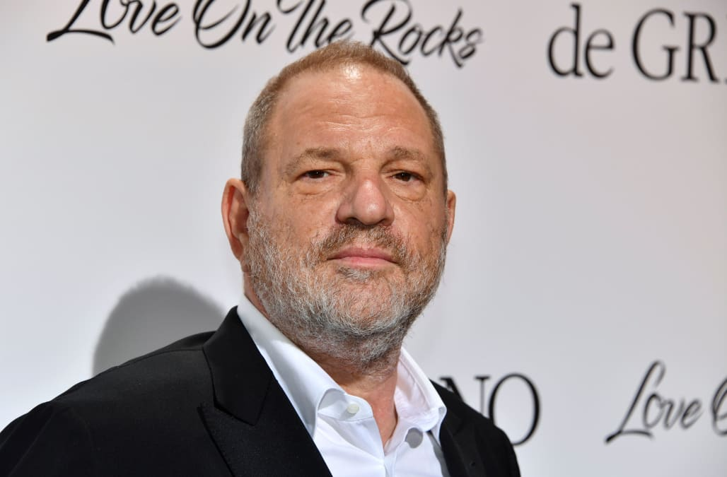 14a9a6f21dd369 Harvey Weinstein is being investigated by the Los Angeles Police Department  for an alleged rape that occurred in 2013