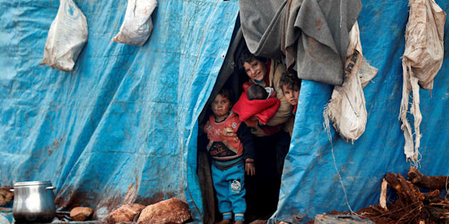Una possibilità per i rifugiati siriani