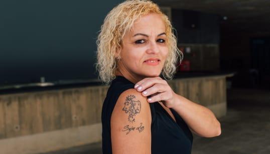 Dia 202: Rose Pereira e o desejo de ser