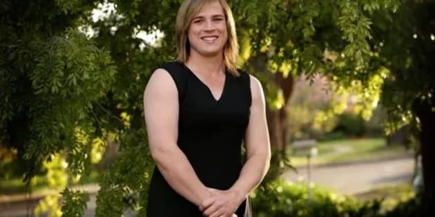 Cette footballeuse australienne transexuelle peut (enfin) jouer en semi-pro. (Hannah Mouncey, 2017)