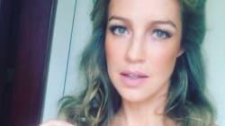 O apelo da atriz Luana Piovani contra o assédio: 'É preciso quebrar o