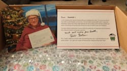 Bill Gates Is Officially The Best Secret Santa In The
