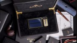 FOTOS: El carísimo iPhoneX inspirado en Elon Musk que tiene batería