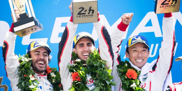 ル マン24時間レース トヨタが初制覇 総合優勝は1991年のマツダに続き2