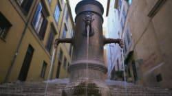 Il caldo, Roma e i nasoni. Sognando un tuffo nel