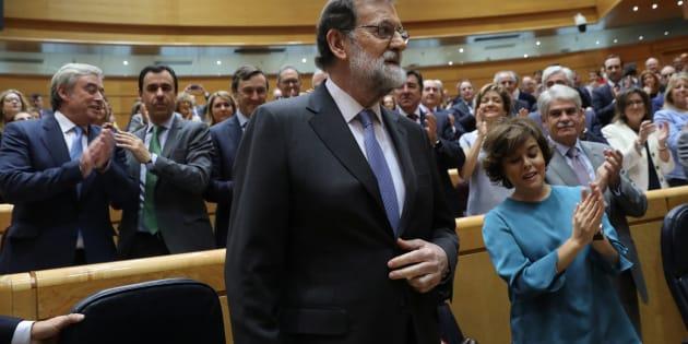 Madrid autorisé à placer la Catalogne sous tutelle en réponse à la déclaration d'indépendance de la région
