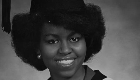 Michelle Obama ouviu que 'não fazia o tipo de Princeton'. E não