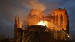 L'incendio di Notre Dame sembra collegato ai lavori di